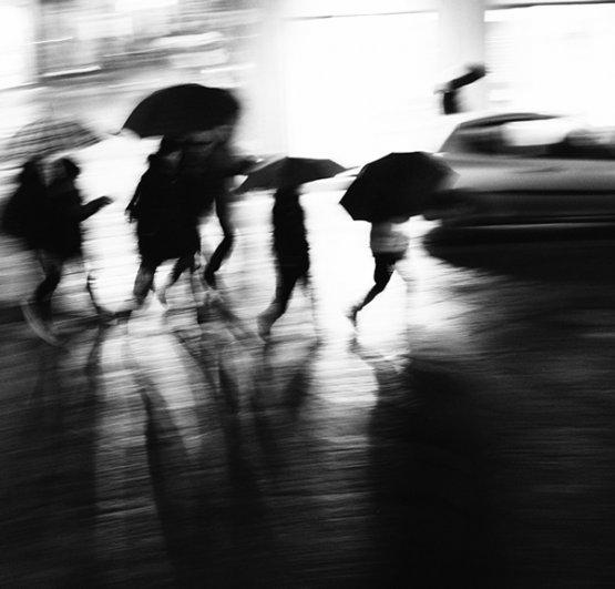 Черно-белые автопортреты Массимилиано Сарно - №12