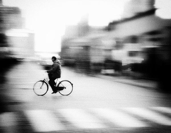 Черно-белые автопортреты Массимилиано Сарно - №14