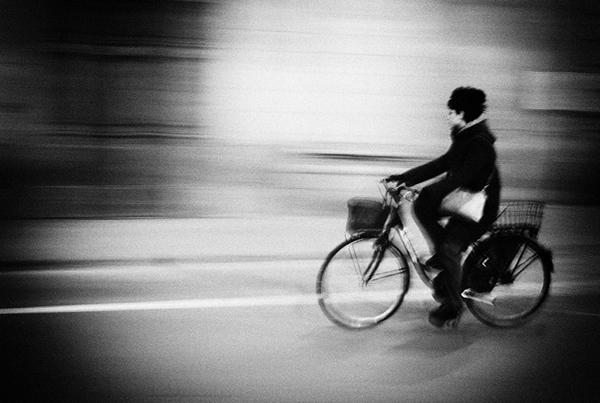 Черно-белые автопортреты Массимилиано Сарно - №17