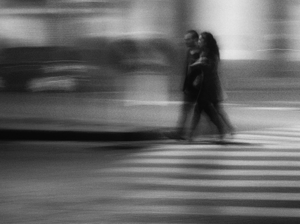 Черно-белые автопортреты Массимилиано Сарно - №21