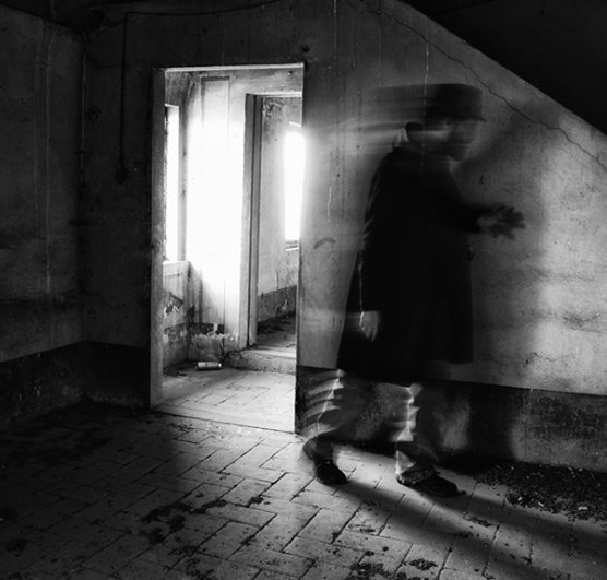 Черно-белые автопортреты Массимилиано Сарно - №25