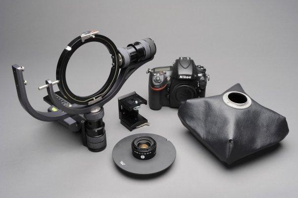 Использование Nikon D800 с оптикой среднего формата (переходник Cambo X2 Pro) - №2