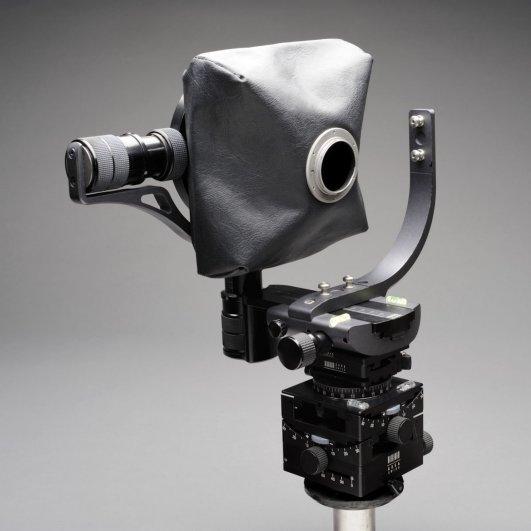 Использование Nikon D800 с оптикой среднего формата (переходник Cambo X2 Pro) - №5