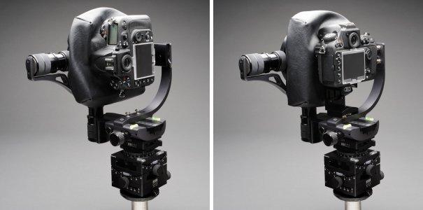 Использование Nikon D800 с оптикой среднего формата (переходник Cambo X2 Pro) - №6