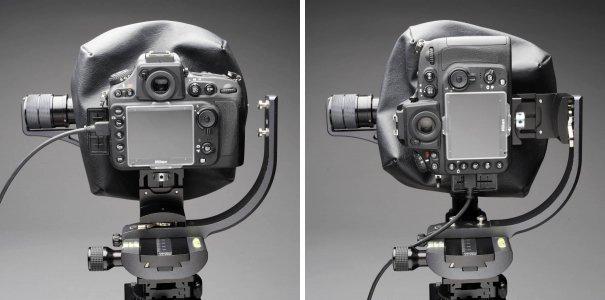 Использование Nikon D800 с оптикой среднего формата (переходник Cambo X2 Pro) - №9