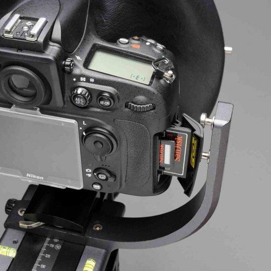 Использование Nikon D800 с оптикой среднего формата (переходник Cambo X2 Pro) - №10