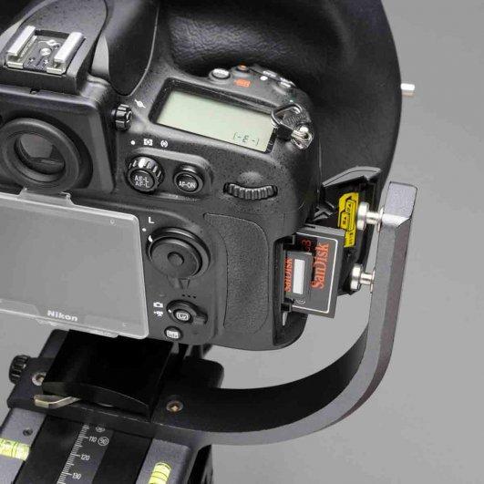 Использование Nikon D800 с оптикой среднего формата (переходник Cambo X2 Pro) - №11