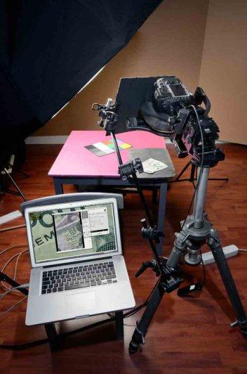 Использование Nikon D800 с оптикой среднего формата (переходник Cambo X2 Pro) - №12