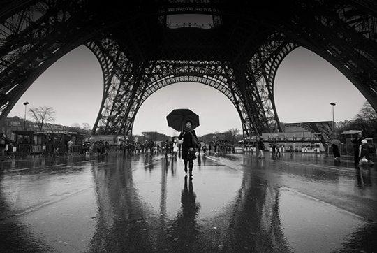 """""""Париж, ты прекрасен всегда!"""" (фото:Andrew Badenhorst)"""