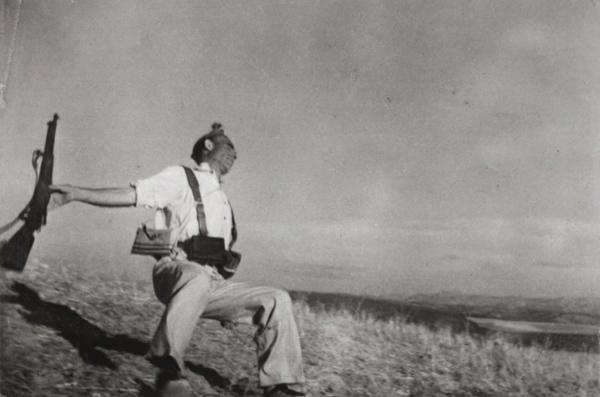 Роберт Капа - №4