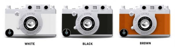 Gizmon Ica: чехол для iPhone вдохновленный Leica - №1