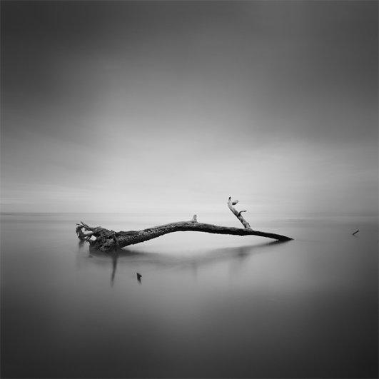 Уилл Ли: черно-белые фотографии с долгой экспозицией - №2