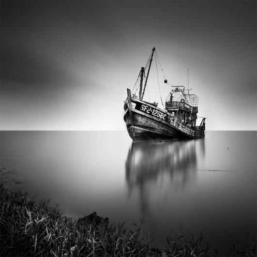 Уилл Ли: черно-белые фотографии с долгой экспозицией - №3