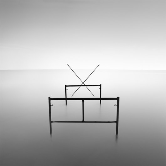 Уилл Ли: черно-белые фотографии с долгой экспозицией - №4
