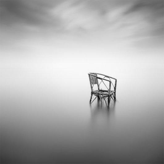 Уилл Ли: черно-белые фотографии с долгой экспозицией - №6