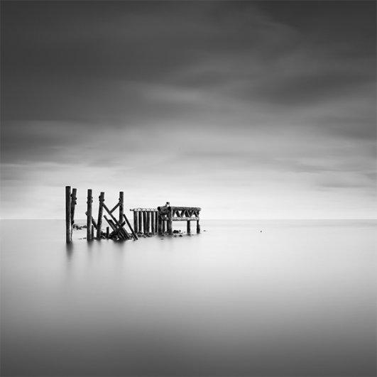Уилл Ли: черно-белые фотографии с долгой экспозицией - №7