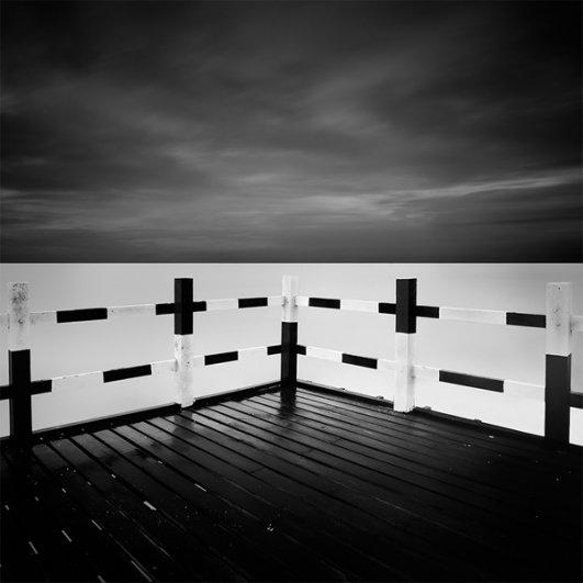 Уилл Ли: черно-белые фотографии с долгой экспозицией - №9