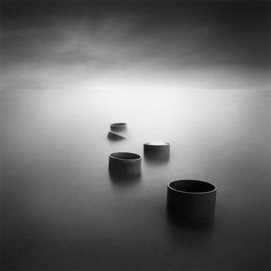 Уилл Ли: черно-белые фотографии с долгой экспозицией - №10