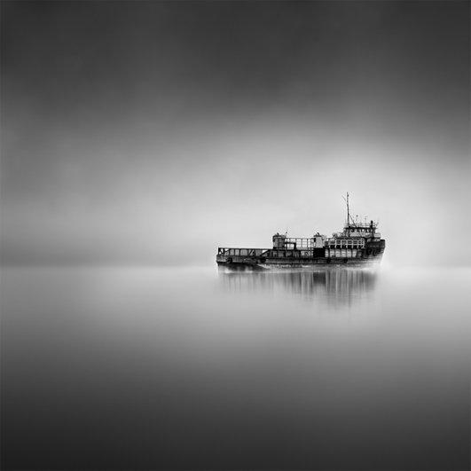 Уилл Ли: черно-белые фотографии с долгой экспозицией - №15