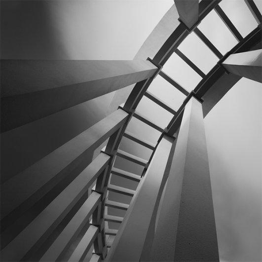 Уилл Ли: черно-белые фотографии с долгой экспозицией - №16