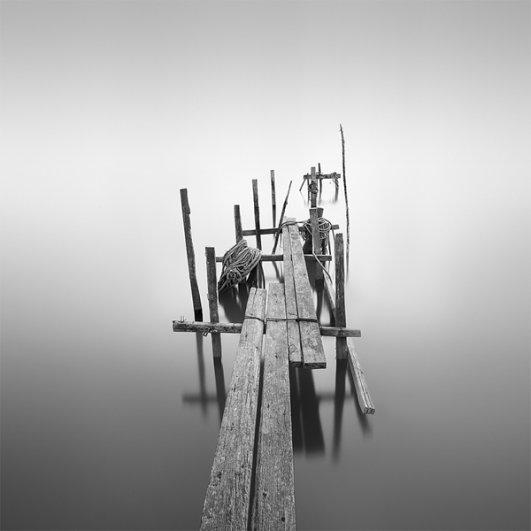 Уилл Ли: черно-белые фотографии с долгой экспозицией - №17