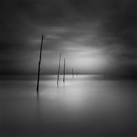 Уилл Ли: черно-белые фотографии с долгой экспозицией - №18