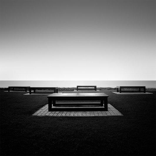 Уилл Ли: черно-белые фотографии с долгой экспозицией - №19