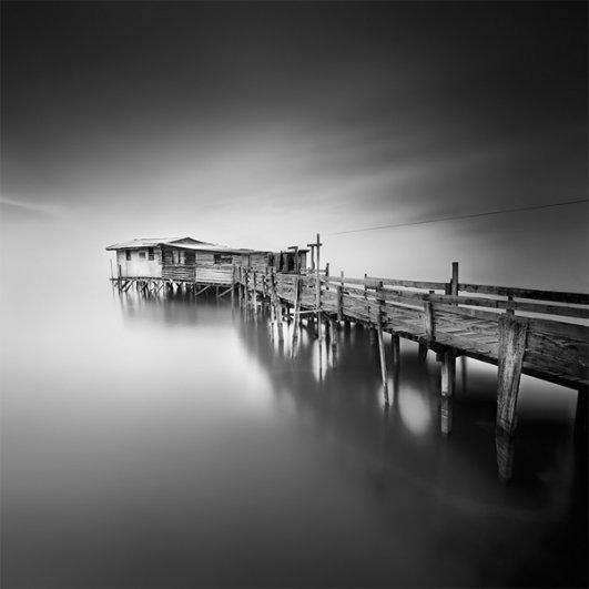 Уилл Ли: черно-белые фотографии с долгой экспозицией - №20