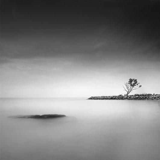 Уилл Ли: черно-белые фотографии с долгой экспозицией - №21