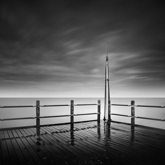 Уилл Ли: черно-белые фотографии с долгой экспозицией - №22