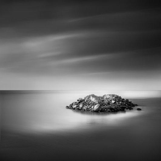 Уилл Ли: черно-белые фотографии с долгой экспозицией - №23