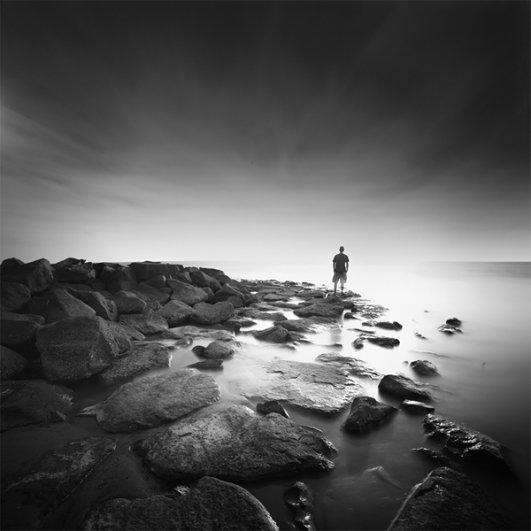 Уилл Ли: черно-белые фотографии с долгой экспозицией - №24