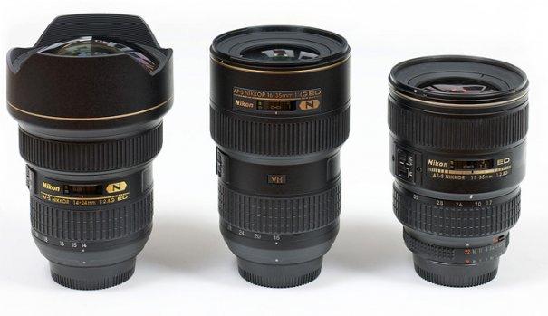 Обзор объектива Nikkor AF-S 16-35mm f/4 G ED VR (FX) - №3