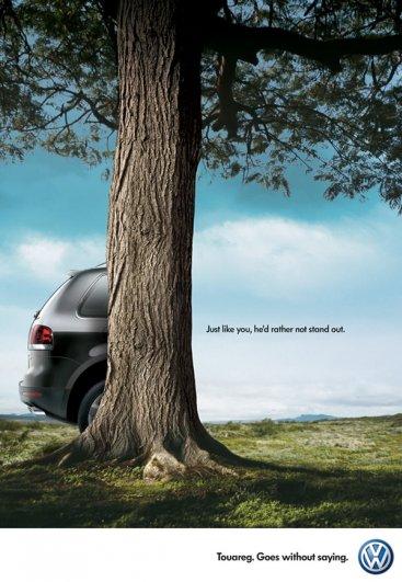 Креативная реклама - №4