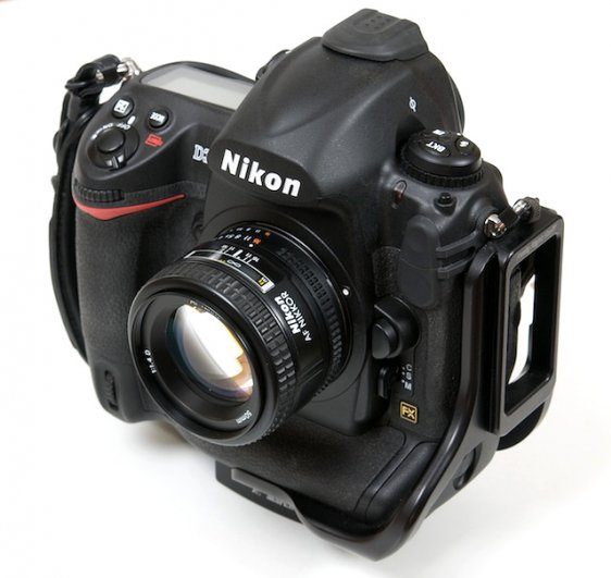 Обзор объектива Nikkor 50mm f/1.4 D (FX) - №1