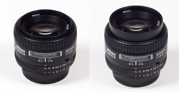 Обзор объектива Nikkor 50mm f/1.4 D (FX) - №2