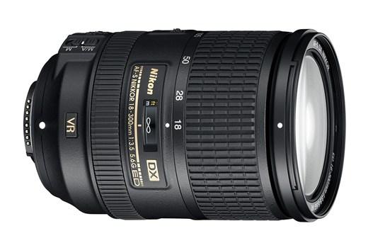 AF-S DX Nikkor 18-300mm F3.5-5.6G ED VR