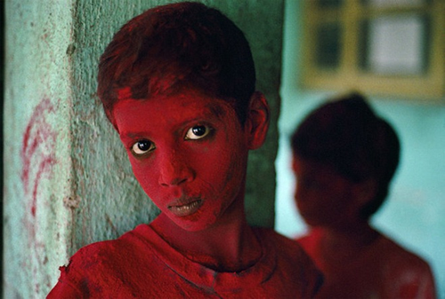 Удивительные портреты Стива МакКарри (Steve McCurry) - №3