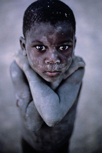 Удивительные портреты Стива МакКарри (Steve McCurry) - №9