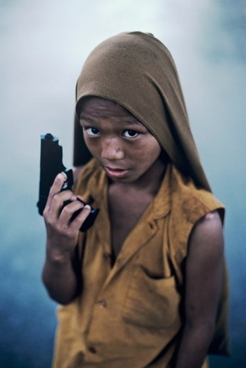 Удивительные портреты Стива МакКарри (Steve McCurry) - №8