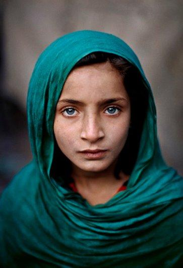 Удивительные портреты Стива МакКарри (Steve McCurry) - №2