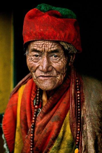 Удивительные портреты Стива МакКарри (Steve McCurry) - №13