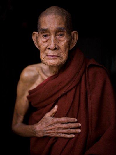 Удивительные портреты Стива МакКарри (Steve McCurry) - №14