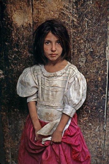Удивительные портреты Стива МакКарри (Steve McCurry) - №15
