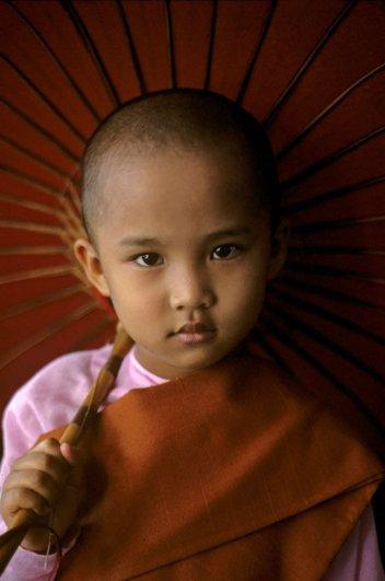 Удивительные портреты Стива МакКарри (Steve McCurry) - №16