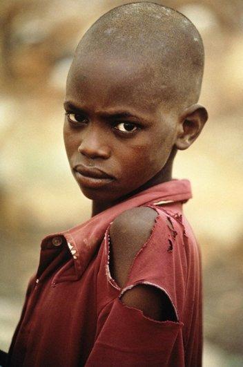Удивительные портреты Стива МакКарри (Steve McCurry) - №17