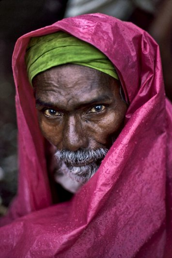 Удивительные портреты Стива МакКарри (Steve McCurry) - №10