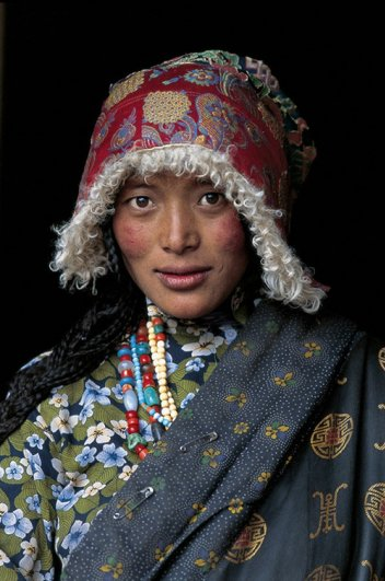 Удивительные портреты Стива МакКарри (Steve McCurry) - №19