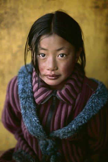 Удивительные портреты Стива МакКарри (Steve McCurry) - №20