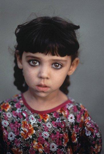 Удивительные портреты Стива МакКарри (Steve McCurry) - №21